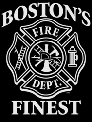 Plus Size Clothing, Boston Firefighter T Shirts - MSC Distributors