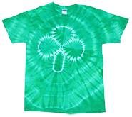 Tie-Dye T-Shirts, Hoodies & Other Clothing - Cheap Bulk Prices - Short Sleeve, Tie Dye T Shirts Men's, Women's, Kid's - SHAMROCK