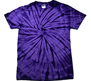 Tie-Dye T-Shirts, Hoodies & Other Clothing - Cheap Bulk Prices - tie dye spider purple T Shirts Wholesale Suppliers