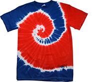 Wholesale Resale Products Cheap - tie_dye_spiral_royal_red
