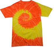 Wholesale Resale Products Cheap - tie_dye_spiral_yellow_orange