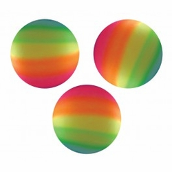 Toys Kids Knobby Balls Supplier Wholesale in Bulk - 6 inch RAINBOW BALLS, Toys Cheap Online Sale At Wholesale Prices - MSC Distributors