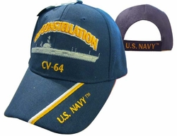 Cheap Wholesale Military Hats and Caps - Apparel Suppliers In Bulk - USS CONSTELLATION