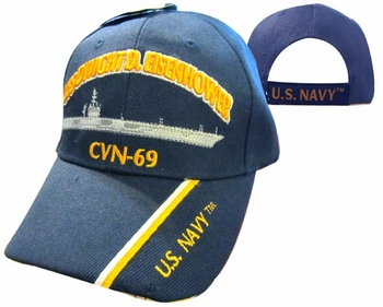 Cheap Wholesale Military Hats and Caps - Apparel Suppliers In Bulk - USS DWIGHT EISENHOWER