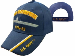 Cheap Wholesale Military Hats and Caps - Apparel Suppliers In Bulk - USS ENTERPRISE