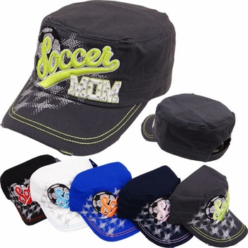 Sports Outdoors Soccer Mom Hats - VC-361 Soccer Mom