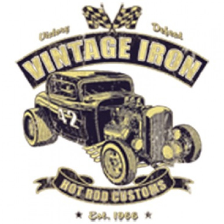 T-shirts Wholesale, Men\'s, Classic Cars, Muscle Classic Car Clothing ...