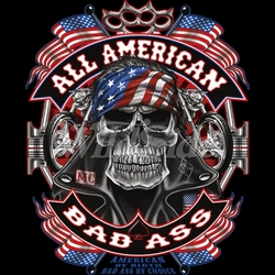 Bulk, Apparel - Wholesale T Shirts Custom Personalized All american bad ass Vintage Men's Printed T Shirts Apparel, Suppliers Wholesale in Bulk - 19686-A-450x450[1]