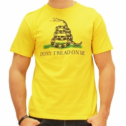 Wholesale Products for Resale Online - Patriotic Clothing Apparel T Shirts Bulk - Don't tread on me - MSC Distributors