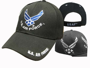 Wholesale Military Hats Overstock Closeout Caps Baseball Cap Hats Military Air Force - MSC Distributors
