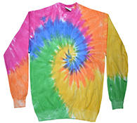 Wholesale Apparel Blank Bulk Cheap Discount Gildan Bulk, Apparel - Wholesale T Shirts Wholesale Apparel Designs Pullover Sweatshirts - tie_dye_eternity_crew_neck_fleece