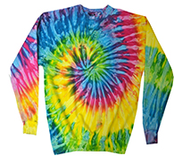 Wholesale Closeout Tie Dye Crewneck Sweatshirts Wholesale Prices - Saturn