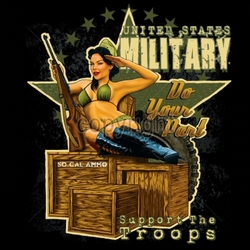 Wholesale Bulk Military T Shirts - MSC Distributors