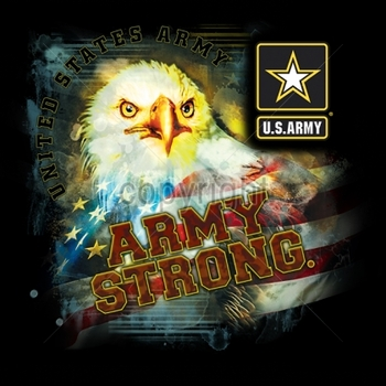US Army Strong T Shirts Clothing Wholesale Suppliers - MSC Distributors