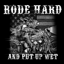 Men's Women's Adult Custom Biker T-shirts Wholesale Cheap For Sale Discount Tees - MSC Distributors
