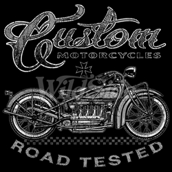 Wholesale Custom Biker T-shirts Wholesale Cheap For Sale Discount Tees - MSC Distributors