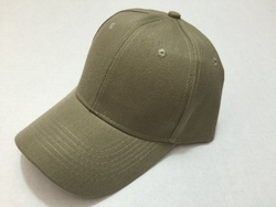 Wholesale Resale Products - Blank  Hats Caps Suppliers - HT904. Solid Tan Ball Cap