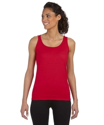 Wholesale Clothing, Blank in Bulk - 12000 G642L - Gildan Softstyle 4.5 oz. Fitted Tank Top 5.12