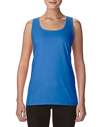 T Shirts Wholesale Distributor - Clothing Men's Wholesale Supply - T Shirts Wholesale Bulk Supplier - Blank - 12000 G645RL - Gildan Ladies Softstyle 4.5 oz Racerback Tank Top 3.87