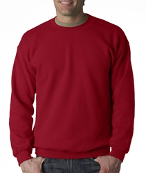 Sweatshirts Wholesale Bulk Supplier - 18000 Gildan Heavy Blend Adult Crew Neck Sweatshirt 5.97