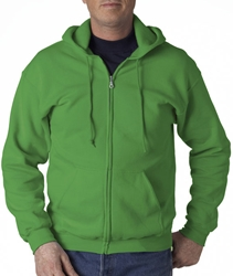 T Shirts Wholesale Distributor - Clothing Men's Wholesale Supply - T Shirts Wholesale Bulk Supplier - Blank - 18600 Gildan Heavy Blend™ Adult Full-Zip Hooded Sweatshirt 20.60