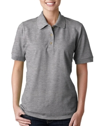 T Shirts Wholesale Bulk Supplier - Blank - 3800L Gildan Ultra Cotton® Ladies' Piqué Polo Shirt 9.43