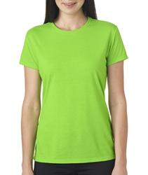 T Shirts Wholesale Bulk Supplier - Blank - 42000L Gildan Performance™ Ladies' T-Shirt 5.32