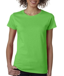 T Shirts Wholesale Bulk Supplier - Blank - 5000L Gildan Heavy Cotton™ Ladies' T-Shirt 2.60