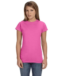 T Shirts Wholesale Bulk Supplier - Blank - 64000L Gildan Softstyle Ladies T-Shirt 4.16