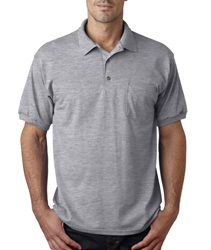 T Shirts Wholesale Bulk Supplier - Blank - 8900 Gildan DryBlend® Adult Jersey Polo Shirt with Pocket 8.49