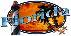 T Shirts Wholesale Distributor - Florida Lighthouse Resort Vacation T Shirts Clothing - 13293