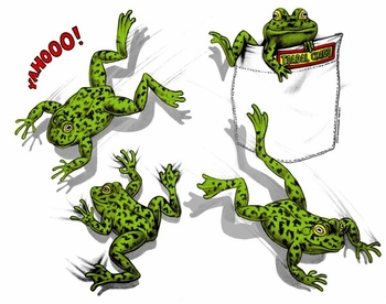 Wholesale Funny Frog T Shirts in Bulk, Wholesale Clothing and Apparel - MSC Distributors