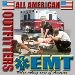 Wholesale EMT T-Shirts - 5007