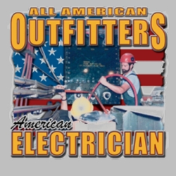 Wholesale Apparel Blank Bulk Cheap Discount Electrician T Shirts Clothing Wholesale - MSC Distributors