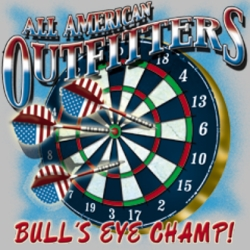 Men's Women's Adult Wholesale Bulk Shirts Blue Eye Champ Dart Board Miscellaneous T Shirts For Sale - 5269_o_rp-400x400