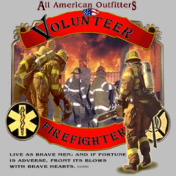Wholesale Clothing Apparel - Volunteer Firefighter T Shirts Wholesale Bulk Miscellaneous T Shirts For Sale - 5983_o_rp-400x400