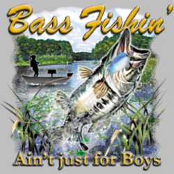 Men's Women's Adult Wholesale Bulk Shirts Bass Fishing Miscellaneous T Shirts For Sale - 6235_o_rp-400x400