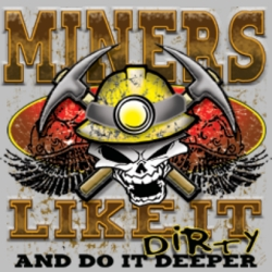 Miners T Shirts Clothing Wholesale - MSC Distributors