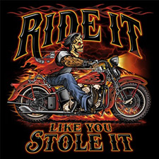 Wholesale Products - Biker Apparel T Shirts Wholesale Supplier Bulk - MSC Distributors