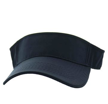 Wholesale Caps and Hats in Bulk - Solid Visor Hat (Navy) - VP023 3a7a037e2f2
