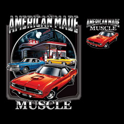 Bulk, Apparel - Wholesale T Shirts Classic Cars T Shirts Men Clothing Wholesale Bulk - MSC Distributors
