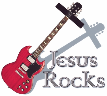 Wholesale T-Shirts, Bulk T-Shirts, Jesus Rocks - 17024