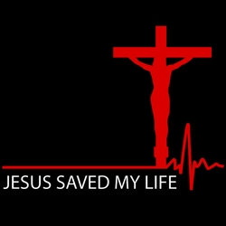 Wholesale Clothing - Jesus Saved My Life T Shirts Apparel, Wholesale, Bulk, Supplier - MSC Distributors