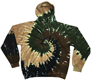 Bulk, Apparel -Wholesale Hoodies, Hooded Sweatshirts, Pullover, Tie Dye, Adult, Men, Women, Kids - MSC Distributors - CAMO SWIRL