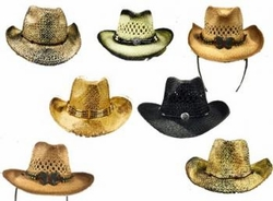 Wholesale Convenience Store Supplies - FASHION COWBOY HAT
