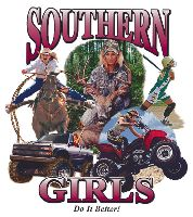 Men's Women's Adult Wholesale - Country Western Southern Rebel Bulk Suppliers T Shirts - 17212_