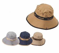 Wholesale Products - Clothing Apparel Headwear Wholesale Bulk - Fashion Hats - HT11. Floppy Boonie Hat [Assorted Colors]