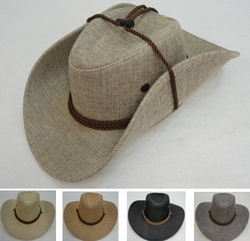 Clothing Apparel Headwear Wholesale Bulk - Fashion Hats - HT345. Tweed Cowboy Hat
