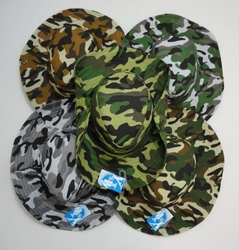 Wholesale Fashion Hats - HT350. New Camo Boonie Hat