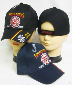 Firefighter Hats - Wholesale Fireman's for Kid's Child's Dept - MSC Distributors